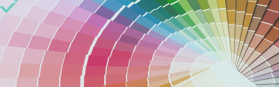 Sociale media afbeeldingen maken: kleur