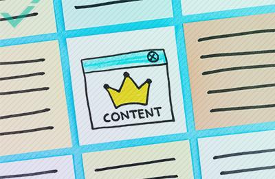 El contenido es el rey: la importancia del contenido online