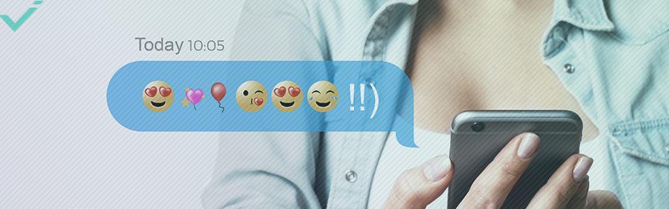 Utilizar emojis de manera social o incluso profesional es sencillo, siempre que conozcas a tu público.