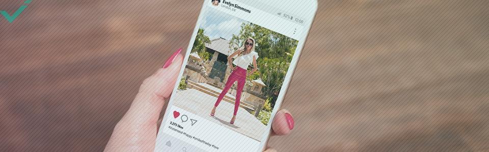 Por lo general, si sigues a alguien en Instagram, te seguirá.