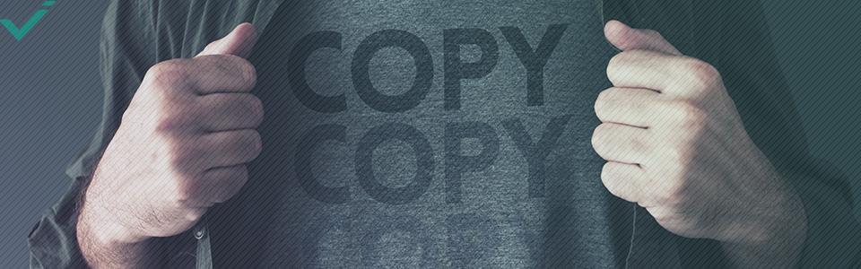 Si descubres que alguien ha copiado tu contenido y lo está utilizando para beneficio propio, hay varias cosas que puedes hacer.
