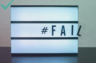 Seis errores con hashtags de los que aprender