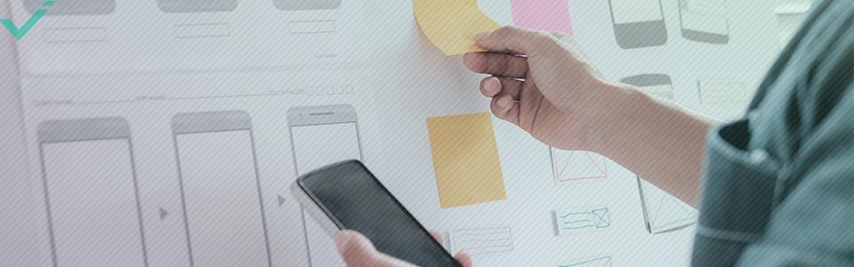 El diseño de la página también es importante a la hora de decidir cómo dar forma al texto.